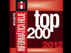 The Informática Hoje Yearbook ranks NetService among the biggest IT companies in Brazil