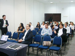 Event held by NetService mobilizes education professionals from Espírito Santo