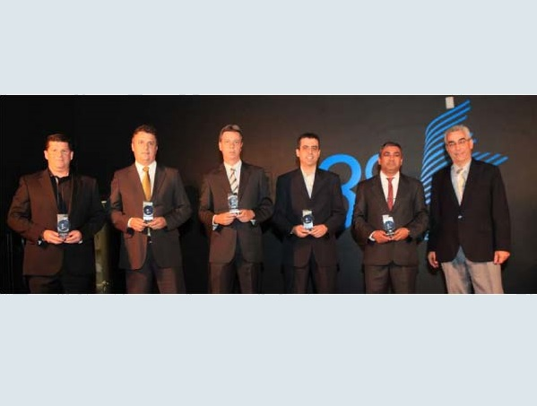 NetService is honored at the Top Engenharias award