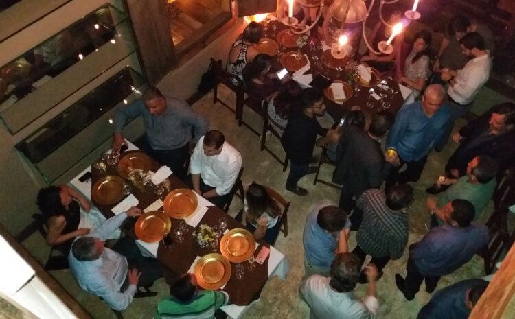 NetService promove jantar gastronômico para clientes