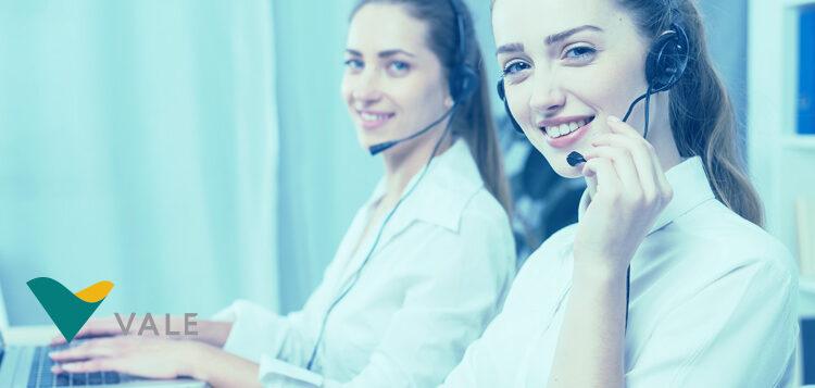 Vale | Outsourcing de Infraestrutura e Telecom