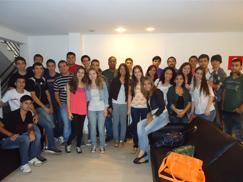 Alunos do Instituto Federal Fluminense realizam visita técnica à NetService