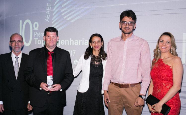 NetService é homenageada no 10o prêmio Top Engenharias